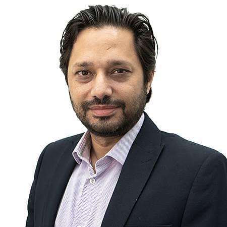 Syed Abid Raza Jaffri