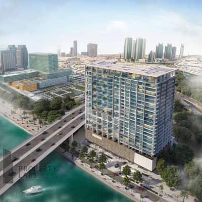 1 Bedroom Apartment for Sale in Al Maryah Island, Abu Dhabi - Beautiful 1 bedroom apartment in Al Maryah Vista