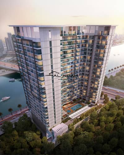 2 Bedroom Flat for Sale in Al Maryah Island, Abu Dhabi - Unbelievable cash offe- two bedroom up to six payment 750k