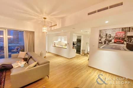 3 Bedroom Flat for Sale in Dubai Marina, Dubai - Marina View | Fully Upgraded | 3BR + Maids
