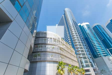 3 Bedroom Apartment for Rent in Al Reem Island, Abu Dhabi - Lowest Price | Ready for Viewing High Flr. Apartment