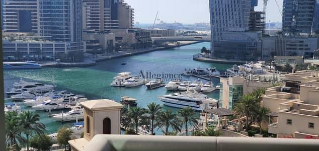 2 Bedroom Flat for Rent in Dubai Marina, Dubai - Full Marina View | Fully Furnished or Unfurnished