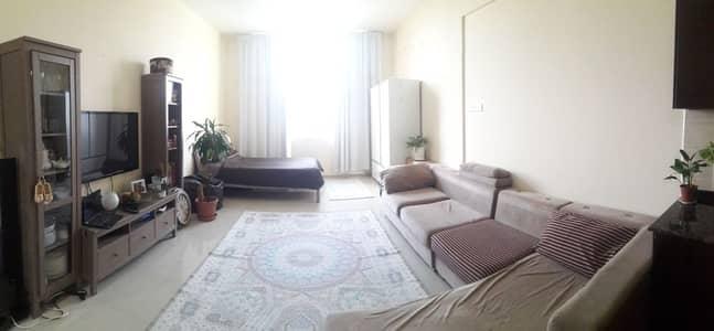 Studio for Rent in Dubai Sports City, Dubai - Negotiable  I Basement Parking I High floor Gulf Course view