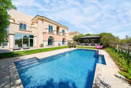 فیلا 5 غرف نوم للبيع في مدينة دبي الرياضية، دبي - Exclusive | 5 Bed B Type | Golf Course Views
