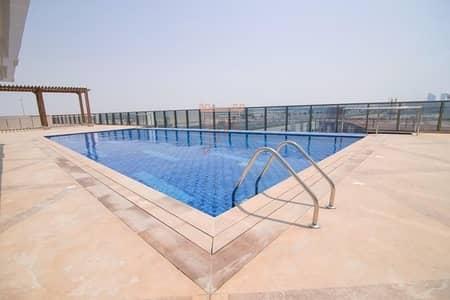 شقة 2 غرفة نوم للايجار في الجداف، دبي - Stunning Unit | High Floor 2 BR Apartment