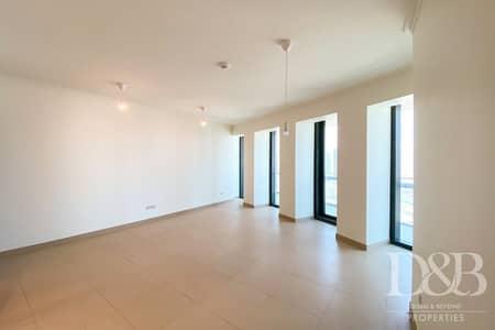 2 Bedroom Flat for Rent in Downtown Dubai, Dubai - Huge Layout | Sea Views | High Floor