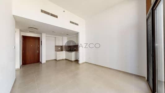 فلیٹ 1 غرفة نوم للايجار في تاون سكوير، دبي - Unique layout | Top Floor | Pool view