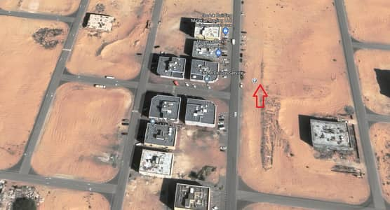Mixed Use Land for Sale in Al Jurf, Ajman - G+8 mix plot in industrial 3 Ajman