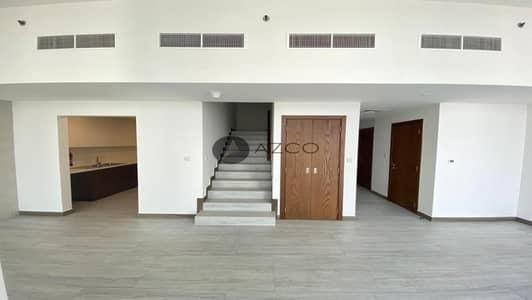 بنتهاوس 2 غرفة نوم للبيع في قرية جميرا الدائرية، دبي - Commodious Space IPenthouse with Burj Khalifa View