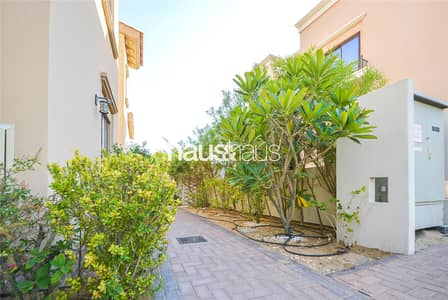 فیلا 3 غرف نوم للايجار في ريم، دبي - Landscaped Garden   Type 2E   Single Row
