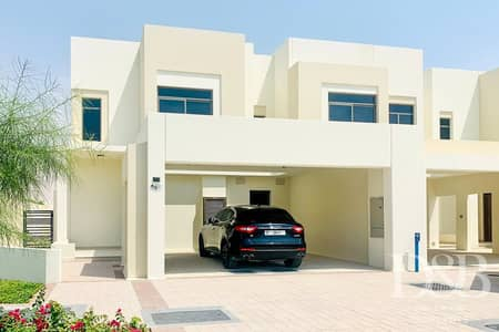 4 Bedroom Villa for Sale in Town Square, Dubai - End Corner Unit | Type 3 | Well Maintained