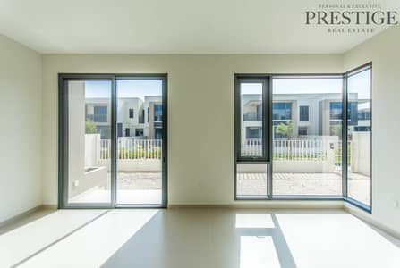 3 Bedroom Townhouse for Rent in Dubai Hills Estate, Dubai - 3bed+Maid   Vacant Now   Good Location