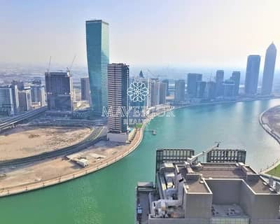 3 Bedroom Apartment for Rent in Business Bay, Dubai - Canal View | Furnished 3BR | Near Downtown | 4Chqs