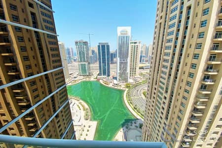 3 Bedroom Apartment for Sale in Jumeirah Lake Towers (JLT), Dubai - 3 Bedrooms + Maid's   Rented   Best Layout