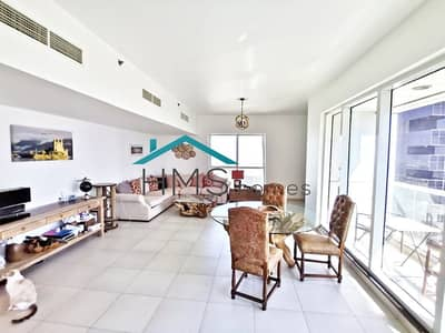 2 Bedroom Flat for Rent in Jumeirah Lake Towers (JLT), Dubai - 2BR | Lake Views | Upgraded | 1528 sqft