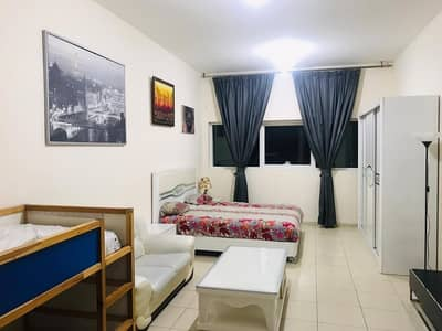 Studio for Rent in Al Sawan, Ajman - studio available on monthly basis for rent in ajman one