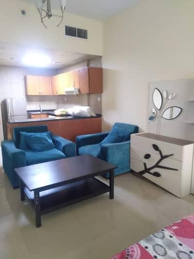 Studio for Rent in Al Nuaimiya, Ajman - studio for rent on monthly basis in nuaimiya tower