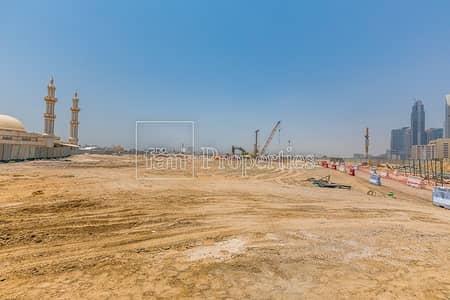 Mixed Use Land for Sale in Downtown Dubai, Dubai - Downtown plot   Unlimited GFA   Skyscraper   Prime