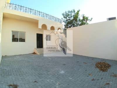 3 Bedroom Villa for Rent in Al Mutarad, Al Ain - Specious 3Bhk Ground Floor Villa For Rent Al Manasir 65K