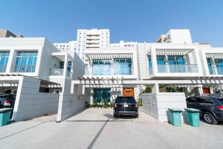 تاون هاوس 4 غرف نوم للايجار في الفرجان، دبي - Dreamz 4 Bedroom + Maid  Townhouse/ Type 1E/ Single Row