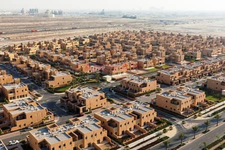 Mixed Use Land for Sale in Jumeirah Village Circle (JVC), Dubai - Rear To Find G+3P+7 Plot On The Main Road In JVC