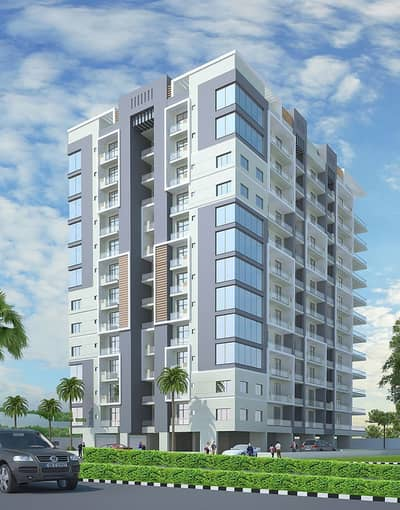 Studio for Sale in Dubai Residence Complex, Dubai - Studio for sale in Dubai. Realize your dream | prim lection in liwan   Live or invest and win | 100% free ownership | Cheapest studio in Dubai | Excellent location in Al Liwan, next to Dubai Silicon Oasis | 4 year's payment plan