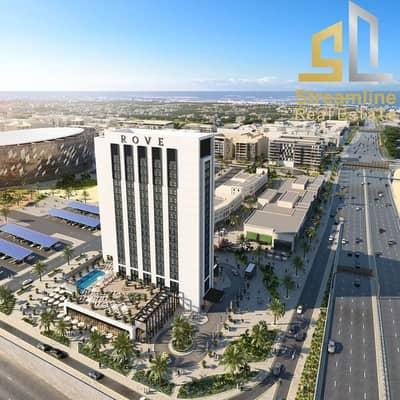شقة فندقية  للبيع في جميرا، دبي - DLD Waive