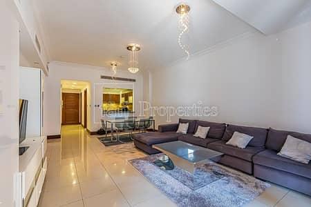 1 Bedroom Apartment for Rent in Palm Jumeirah, Dubai - Quite & Bright| golden mile |Plam Jumeirah |E Type