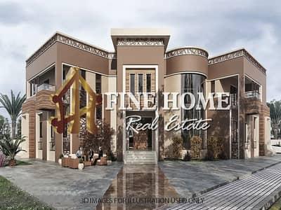 فیلا 6 غرف نوم للبيع في المرور، أبوظبي - For Sale Villa 6MBR |2 Majles | Good location