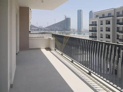 شقة 1 غرفة نوم للايجار في الخان، الشارقة - Vacant 1BR | Large Balcony | Lake View
