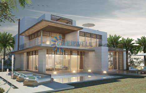 5 Bedroom Villa for Sale in Saadiyat Island, Abu Dhabi - Luxurious 4BR Villa In Beautifull Saadiyat |