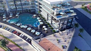 1 BHK in Arjan with payment plan 5 years post handover \ hot offer\ limited units