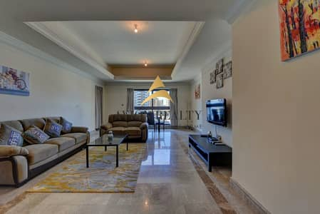 3 Bedroom Flat for Rent in Palm Jumeirah, Dubai - Ready To Move in 3 Bedroom Apartment Palm Jumieraj