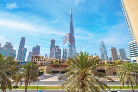 2 Bedroom Apartment for Rent in Old Town, Dubai - Full Burj Khalifa View | Spectacular 2 Bedroom Apartment