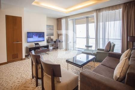 شقة 1 غرفة نوم للايجار في وسط مدينة دبي، دبي - The Adress Dubai Mall   Exclusive Offer 