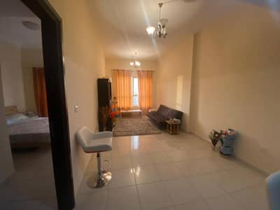1 Bedroom Flat for Sale in Emirates City, Ajman - One Bedroom Apartment  In Goldcrest Dreams Tower A   Emirates City Ajman