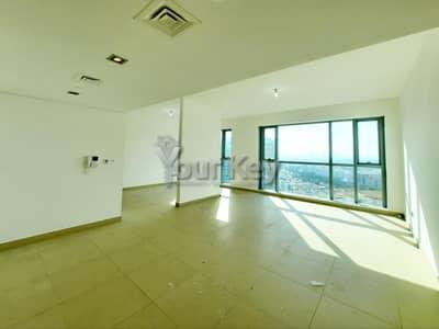 فلیٹ 1 غرفة نوم للايجار في دانة أبوظبي، أبوظبي - NO COMMISSION   6 PAYMENTS   1 BED + LAUNDRY   FULL CITY VIEW  