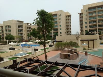 2 Bedroom Flat for Rent in The Greens, Dubai - LARGE 2BR + STUDY IN GREENS WITH POOL VIEW!!!
