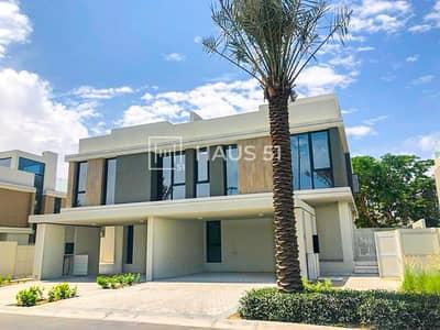 3 Bedroom Villa for Sale in Dubai Hills Estate, Dubai - EXCLUSIVE 3BR CLUB VILLA WITH FULL GOLFCOURSE VIEW