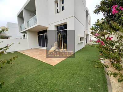 3 Bedroom Villa for Rent in Mudon, Dubai -  Facing  Park  Stylish Single Row Semi Detached 3BR For rent