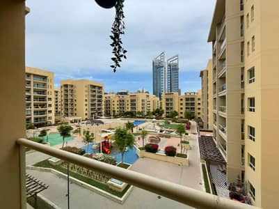 1 Bedroom Apartment for Rent in The Greens, Dubai - CHILLER FREE One bhk with Pool and Garden View