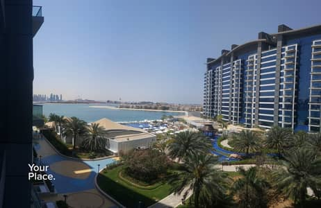 3 Bedroom Apartment for Rent in Palm Jumeirah, Dubai - 5 Star Hotel Facilities - Park And Sea View