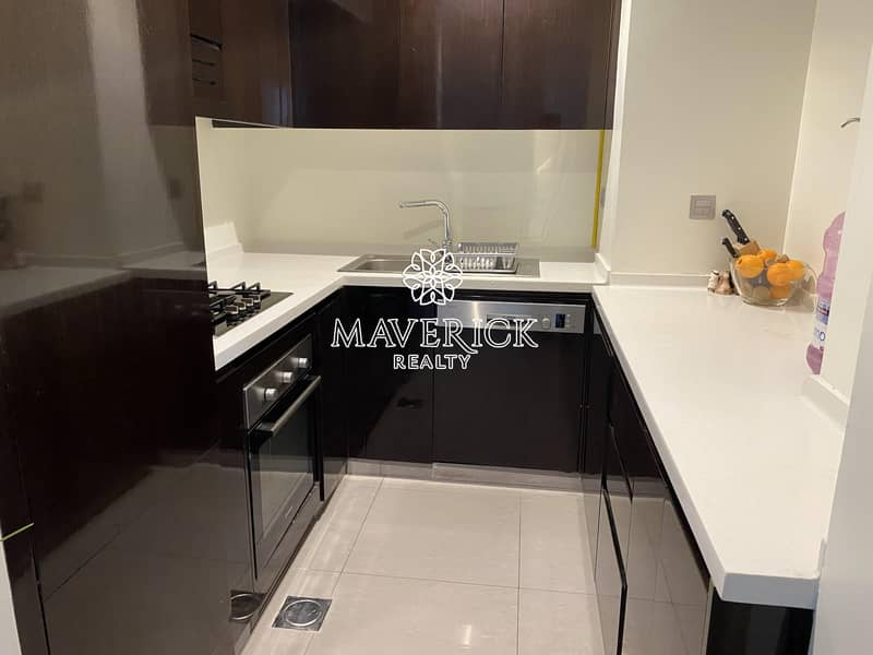 2 Exclusive! Canal View | Furnished 1BR | 4 Cheques