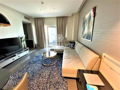 1 Bedroom Apartment for Rent in Business Bay, Dubai - Exclusive! Canal View | Furnished 1BR | 4 Cheques