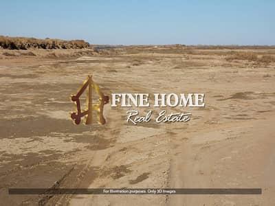 ارض سكنية  للبيع في بني ياس، أبوظبي - For Sale Residential Land   Located Main Street