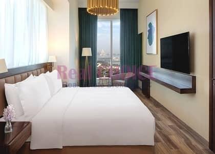 شقة فندقية 1 غرفة نوم للايجار في مدينة دبي للإعلام، دبي - Spacious Vintage Chic Modern Style / No Bills