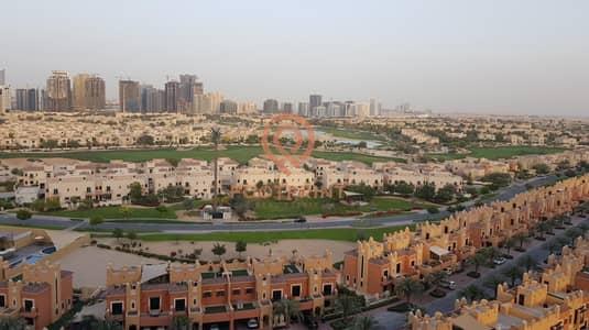2 Bedroom Apartment for Rent in Dubai Sports City, Dubai - Golf View