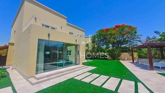 4 Bedroom Villa for Sale in The Lakes, Dubai - Type 2 I Corner Plot I Fully Upgraded