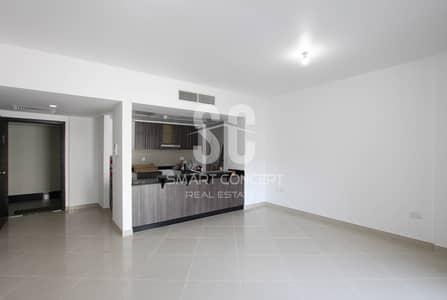 استوديو  للبيع في الريف، أبوظبي - Perfect Investment | Vacant Unit w/ Balcony