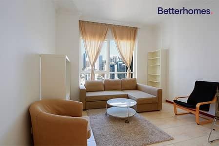 شقة 1 غرفة نوم للبيع في أبراج بحيرات الجميرا، دبي - Without Balcony |MAG214 | Middle Floor |Lake View